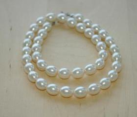 Elegant Pearls versatile necklace